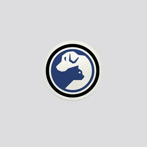 SPCA logo 2013 Mini Button