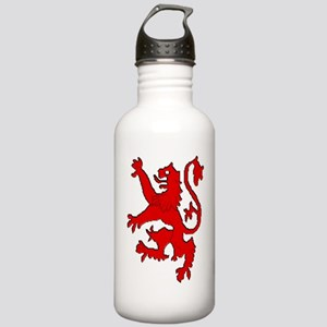 Scottish red lion ramp Stainless Water Bottle 1.0L