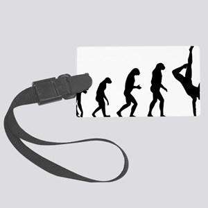evolutionballet8 Large Luggage Tag