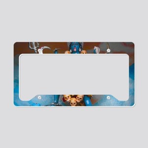 Kali Ma License Plate Holder
