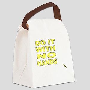 diwnhblk Canvas Lunch Bag