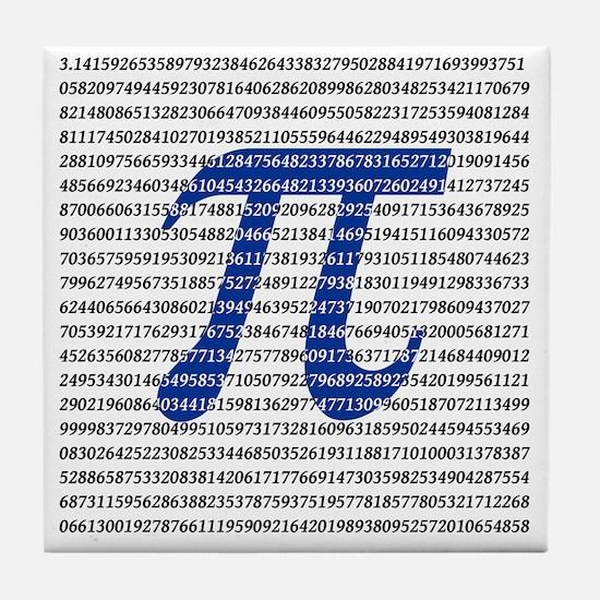 1018-digits-of-pi-1-black copy Tile Coaster