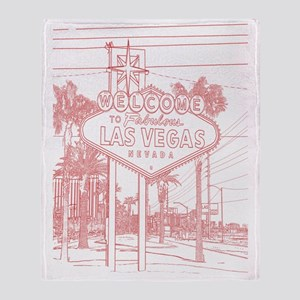 LasVegas_6.9x9.10_iPad2 Case_Red Throw Blanket