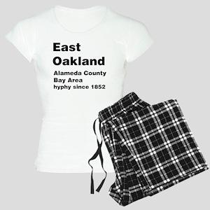 East Oakland Women's Light Pajamas