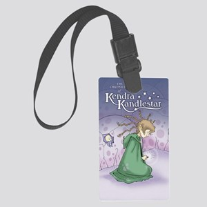 Kendrahatchery_journal Large Luggage Tag
