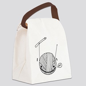 woo onesie Canvas Lunch Bag