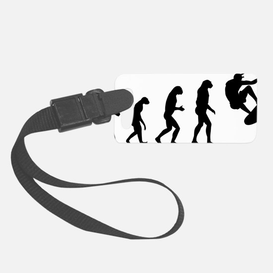 evolution surfing8 Luggage Tag