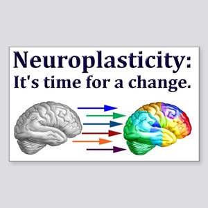 neuropl Sticker (Rectangle)