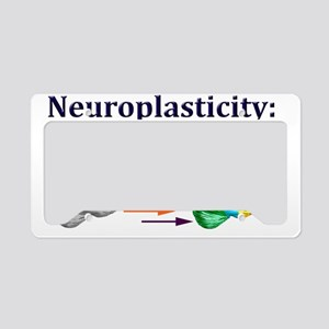 neuropl License Plate Holder