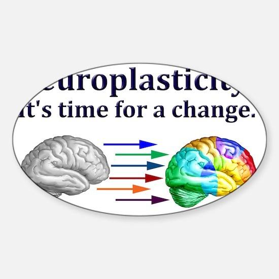 neuropl Sticker (Oval)