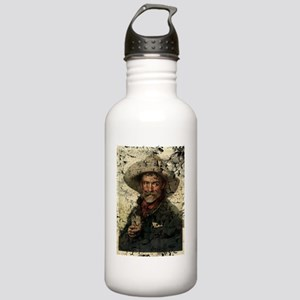 old cowboy photo Stainless Water Bottle 1.0L