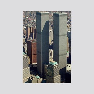 WTC-Complex-lge poster-8b5-cpJour Rectangle Magnet