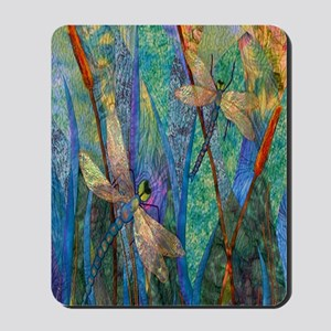 DRAGONFLIES Mousepad