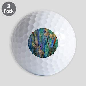 DRAGONFLIES Golf Balls