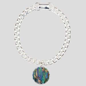 DRAGONFLIES Charm Bracelet, One Charm