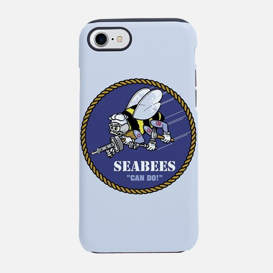 U.S. Navy Seabees iPhone 7 Tough Case