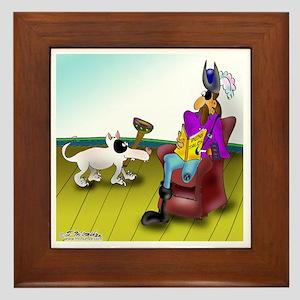 2709_disabled_cartoon Framed Tile