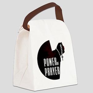 pop_t_shirt2 Canvas Lunch Bag