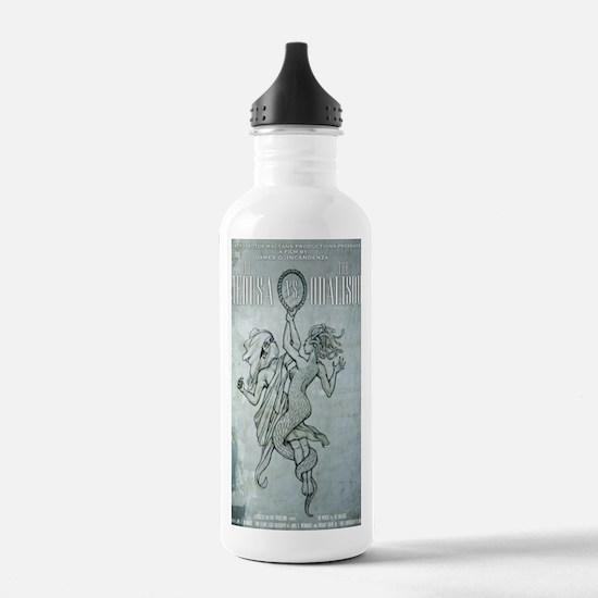 Medusa-vs-Odalisque po Water Bottle