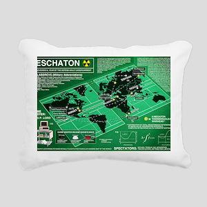 Eschaton-final-flat-hi-r Rectangular Canvas Pillow