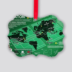 Eschaton-final-flat-hi-res Picture Ornament