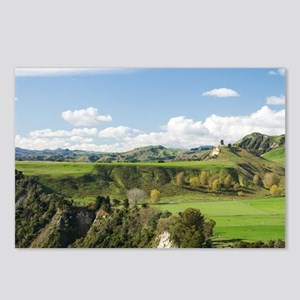 Rangitikei River and Farm Postcards (Package of 8)