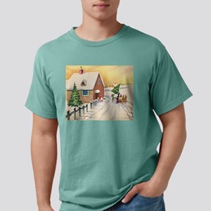 Vintage Christmas Tree T-Shirt