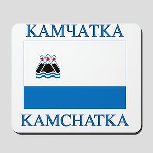 Kamchatka Flag Mousepad