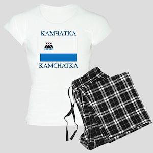 Kamchatka Flag Women's Light Pajamas