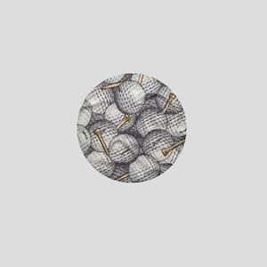 golfballs tees ipad Mini Button