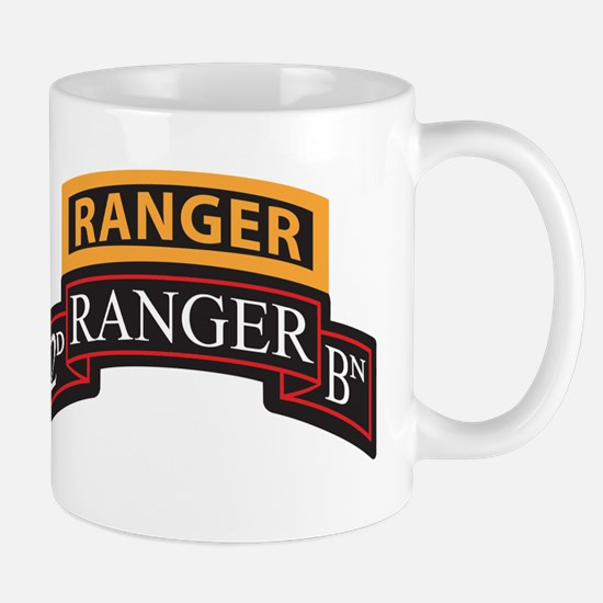 2D Ranger BN Scroll with Rang Mugs