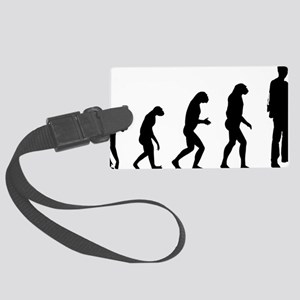 evolutiontourist Large Luggage Tag