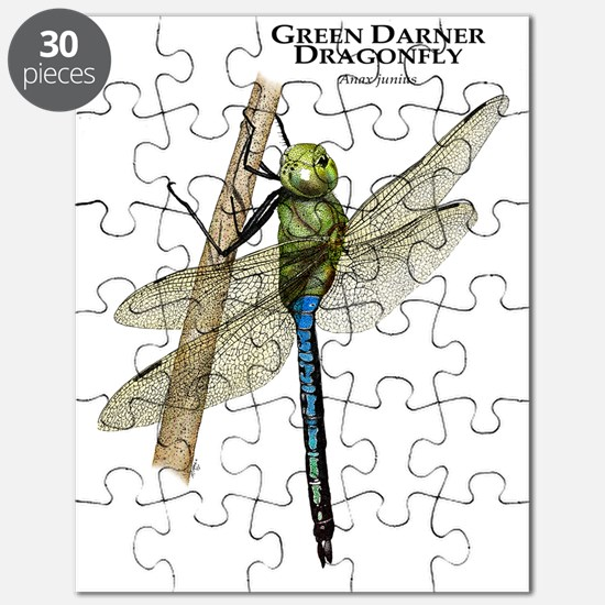Green Darner Dragonfly Puzzle