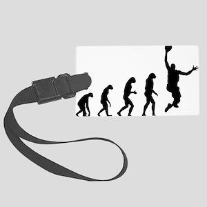 evolutionBASKET3 Large Luggage Tag