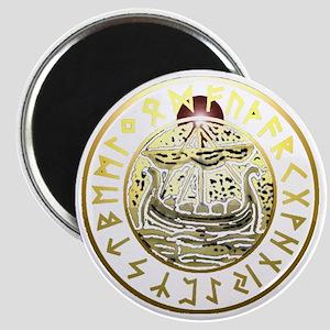 rune ship shield. Magnet