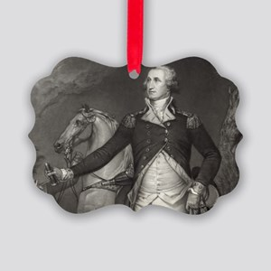 14.7x9.67_laptopSkin_washingtonTr Picture Ornament