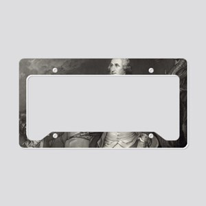 14.7x9.67_laptopSkin_washingt License Plate Holder