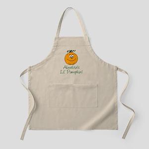 Abuelitas Little Pumpkin Apron