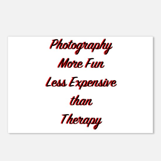 Photo Therapy Postcards (Package of 8)