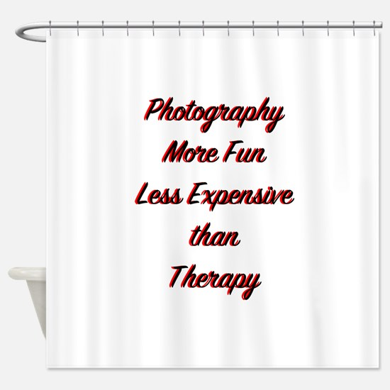 Photo Therapy Shower Curtain