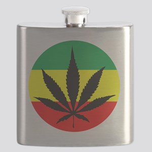 weedLeafflag2 Flask