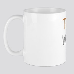 The lung whisperer Mug