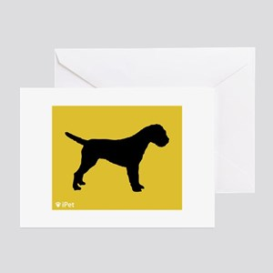 Terrier iPet Greeting Cards (Pk of 10)