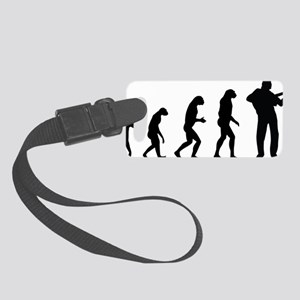 evolutionrock3 Small Luggage Tag
