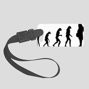evolutionrock Small Luggage Tag