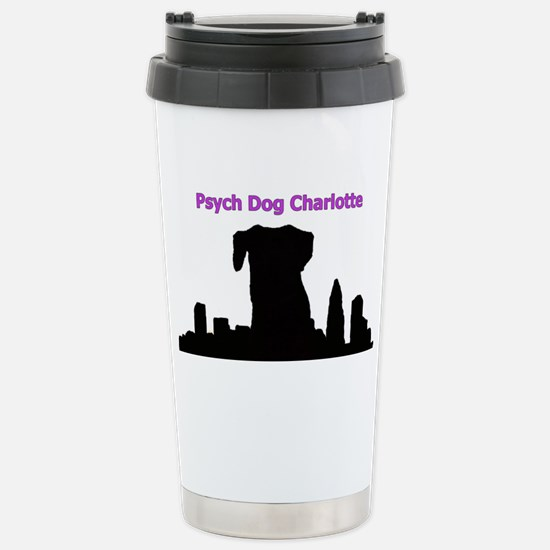 cafepress Stainless Steel Travel Mug