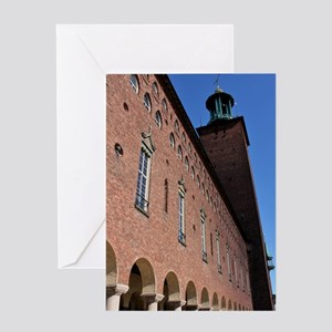Stockholm 019 Greeting Card