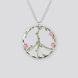 GreenPeace Necklace Circle Charm