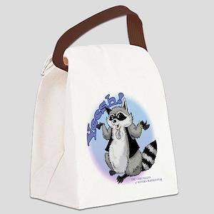 Ratchet_10x10 Canvas Lunch Bag