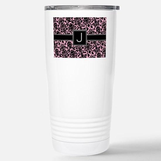 J_bags_monogram_02 Stainless Steel Travel Mug